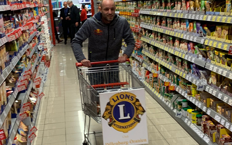 Lions Club Dillenburg Oranien - Wetz durch den Petz